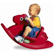 Calut Balansoar - Little Tikes - Rosu - Little Tikes
