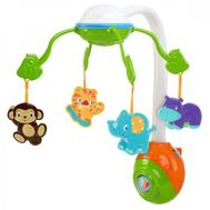 Carusel Soothing Safari 2 in 1 Mobile - Bright Starts - Bright Starts