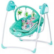 Leagan electric si balansoar Paradise - Chipolino - Blue Green - Chipolino