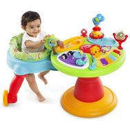 Centru de activitati 3 in 1 Around We Go Zippity Zoo - Bright Starts - Bright Starts