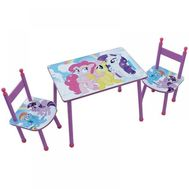Set Masuta si 2 Scaunele My Little Pony - Fun House - Fun House