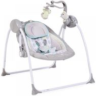 Leagan Electric Baby Swing+ Gri - Moni - Moni