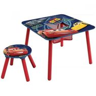 Set Masuta Multifunctionala si 1 Taburet Cars 3 - Fun House - Fun House