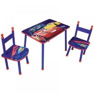 Set Masuta si 2 Scaunele Cars 3 - Fun House - Fun House