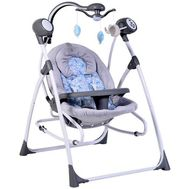 Leagan Electric Bebelusi Swing Star Gri - Cangaroo - Cangaroo
