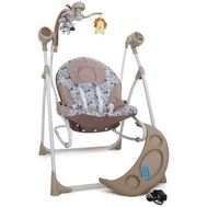 Leagan Electric Bebelusi Swing Star Maro - Cangaroo - Cangaroo
