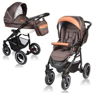 Carucior Crooner 2 in 1 - Vessanti - Brown