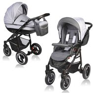 Carucior Crooner 2 in 1 - Vessanti - Gray