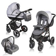 Carucior Crooner 3 in 1 - Vessanti - Gray - Vessanti