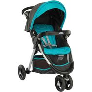 Carucior FastAction Fold Ocean Grey - Graco