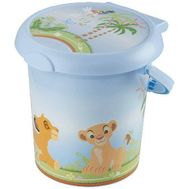 Cos pampers cu clapeta Style Lion King - Rotho babydesign - Rotho babydesign