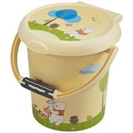 Cos pampers cu clapeta Style Winnie the Pooh - Rotho babydesign - Rotho babydesign