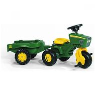 Tractor Cu Pedale si Remorca 052769 - Rolly Toys - Rolly Toys