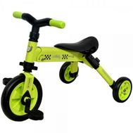 Tricicleta 2 in 1 B-trike - DHS - Verde - DHS