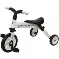 Tricicleta 2 in 1 B-trike - DHS - Alb - DHS