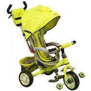 Tricicleta multifunctionala Sunny Steps - Baby Mix - Verde - Baby Mix