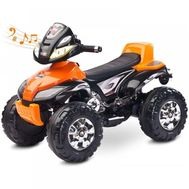 Quad Cuatro 6V - Toyz - Orange - Toyz