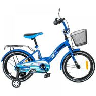 Bicicleta copii Toma Car Speed Blue 16 - Mykids - MyKids