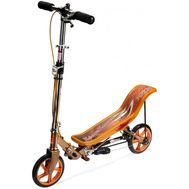 Trotineta X580 Series Portocaliu - Space Scooter - Space Scooter