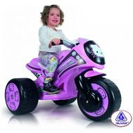 Tricicleta electrica Tribike Hello Kitty 6V - Injusa - Injusa