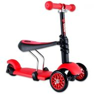 YVolution Glider 3 in 1 red - Ybike - Ybike