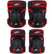 Set protectie Skate Cotiere Genunchiere Cars SV9023 - Seven - Seven