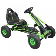 Kart cu Pedale Speed Fever - Baby Mix - Green - Baby Mix