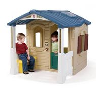 Casuta cu pridvor Naturaly Playful Front Porch Playhouse - Step 2 - Step2