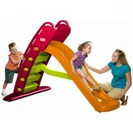 Tobogan Gigant - Little Tikes - Orange cu Violet - Little Tikes