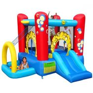Saltea gonflabila Buble Play center 4 in 1 - Happy Hop - Happy Hop