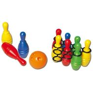 Set mare Bowling 10 piese - Dohany Toys - Dohany