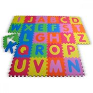 Covor puzzle din spuma Alphabet 26 piese - Knorrtoys - Knorrtoys
