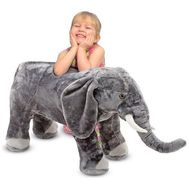 Elefant din plus - Melissa and Doug - Melissa and Doug