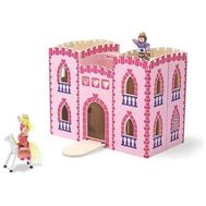 Castel din lemn pliabil - Melissa and Doug - Melissa and Doug
