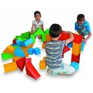 Set de construit mare 30 piese - King Kids - King Kids