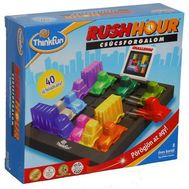 Rush Hour - Joc Logic in limba maghiara - ThinkFun - ThinkFun