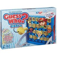 Joc de Societate Guess Who Extra - Hasbro - Hasbro