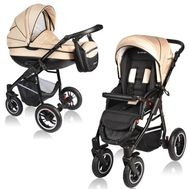 Carucior Crooner 2 in 1 - Vessanti - Cream - Vessanti