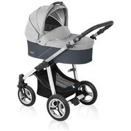 Carucior multifunctional 2 in 1 Lupo - Baby Design - Gray