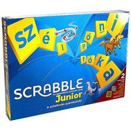Joc de societate Scrabble Junior - Mattel - Mattel