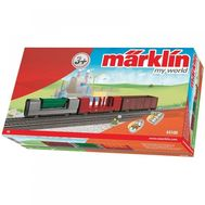 Set De 3 Vagoane De Marfa My World - Marklin - Marklin
