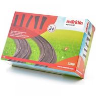 Set extensie sine de tren My World - Marklin - Marklin
