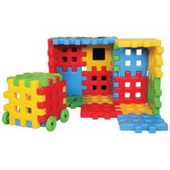 Set de constructie gigant Educational Blocks - Super Plastic Toys - Super Plastic Toys