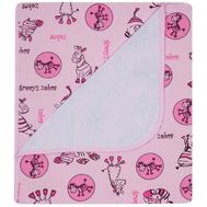Patura bumbac 78x90 - Duetbaby - Duetbaby