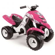 ATV electric X Power roz - Smoby - Smoby