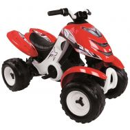 ATV electric X Power rosu - Smoby - Smoby
