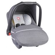 Scaun Auto Copii 0-13 Kg Noa Plus - Lionelo - Grey Scandi - Lionelo