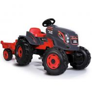 Tractor cu pedale si remorca Stronger XXL - Smoby - Smoby