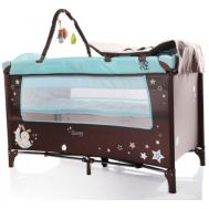 Patut Pliant Bebe Sleepy New Blue - Moni - Moni