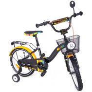 Bicicleta copii Toma Exclusive 1602 Orange - Mykids - MyKids